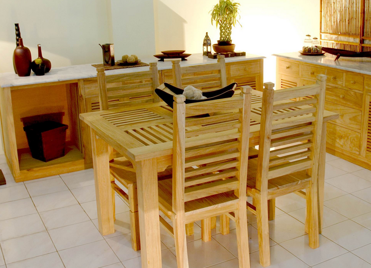 The Popularity of Indonesia Furniture for Home Decoration
