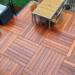 Choosing the right type of High density woods  for decking