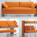 Adjustable sofa beds